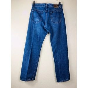🔴 1980s Boot Cut Women 34x31 Jeans